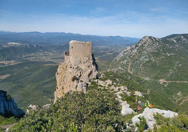 Trail des Queribus