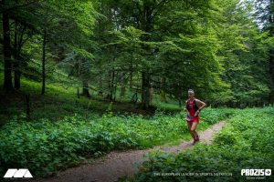 VM i trail