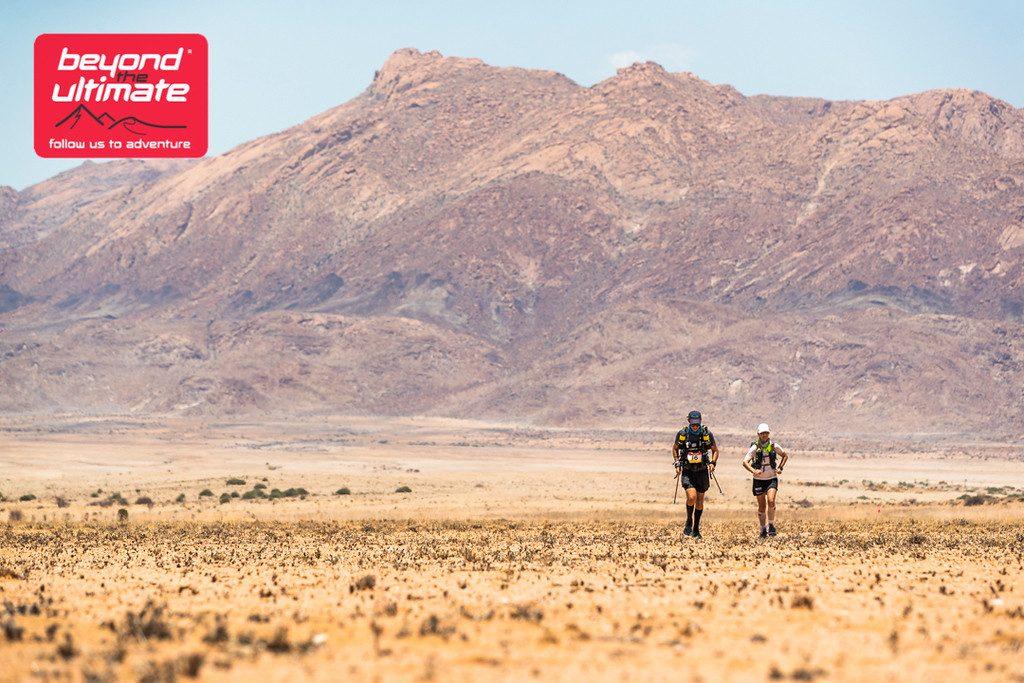 3. etape i Desert Ultra