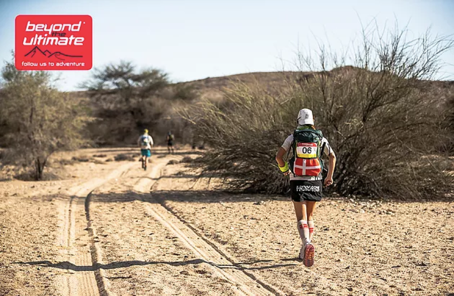 Beyond the Ultimate Desert Ultra Multi Stage Race in Namibia