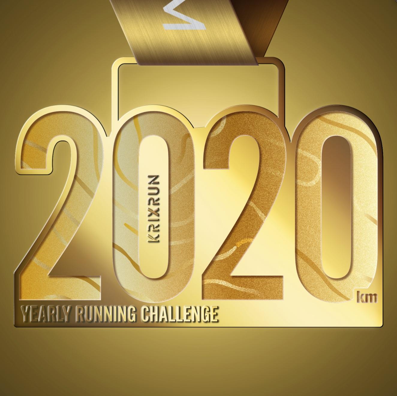 2020km in 2020
