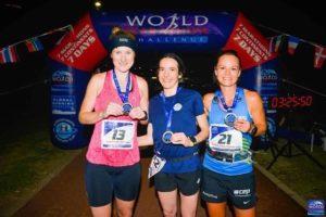 World Marathon Challenge WMC Kristina Extreme Running