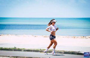 Kristina Schou Madsen, World Marathon Challenge (WMC)