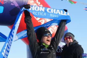 Kristina Schou Madsen World Marathon Challenge