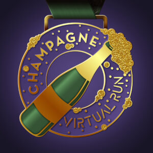 Champagne Virtual Run