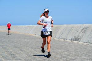Kristina Schou Madsen til World Marathon Challenge