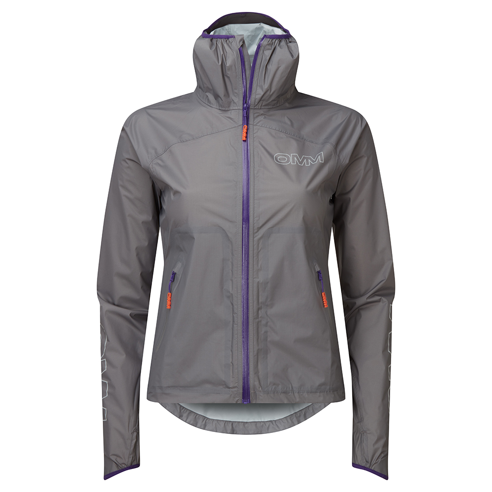 OC162_Halo_Jacket_W_WITH_POCKETS_Grey_Hood_Down_Front