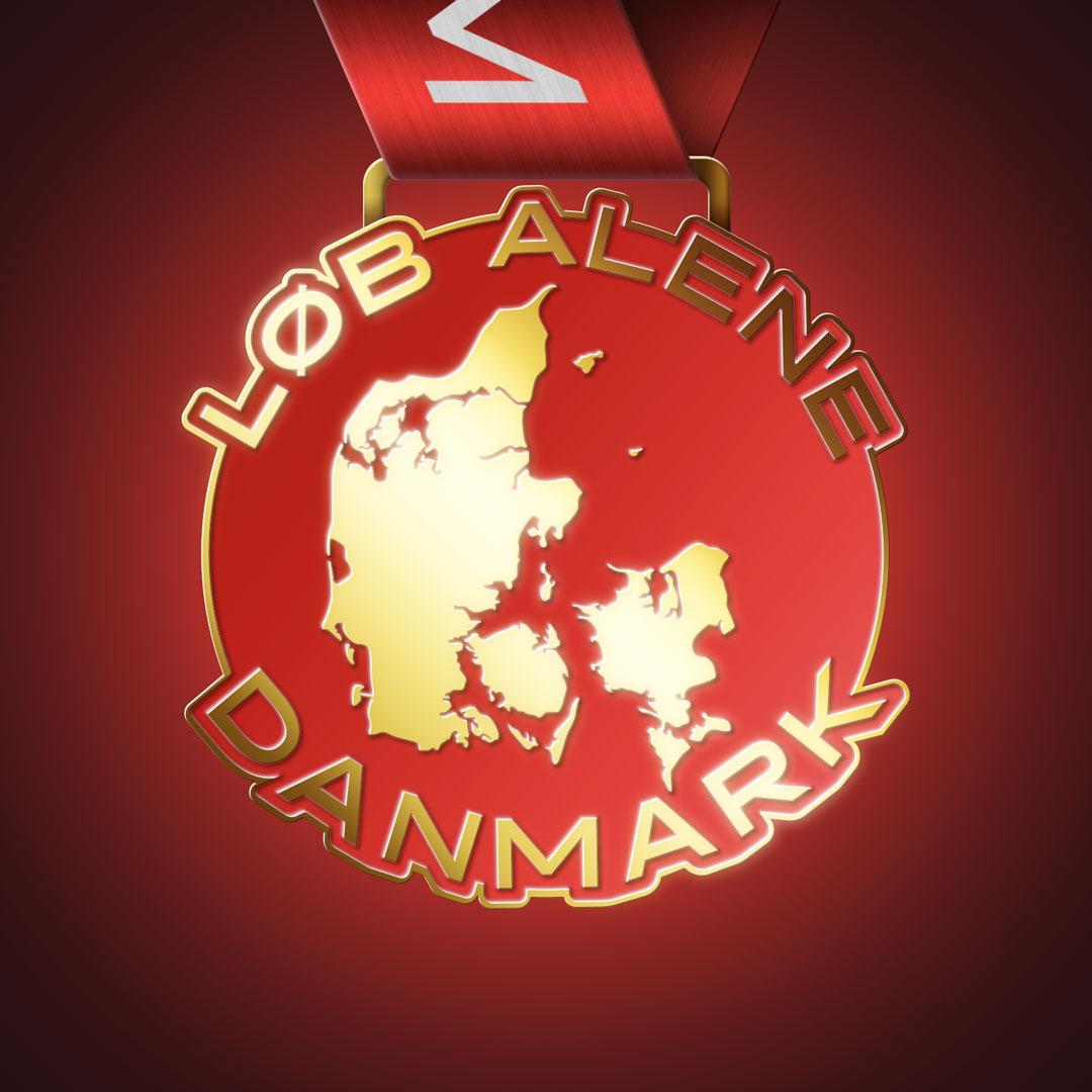 Løb alene Danmark
